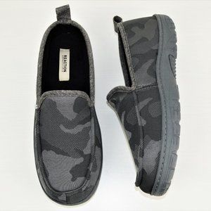 Kenneth Cole Reaction Shoes - NWT Kenneth Cole Grey Camo Loafer Slip-on Shoes